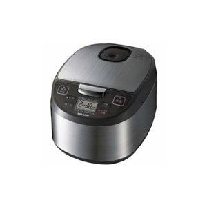 その他 SHARP ジャー炊飯器(5.5合炊き) シルバー系 KS-S10J-S ds-2146837
