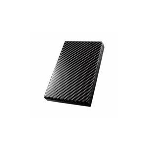 その他 IOデータ USB 3.0/2.0対応ポータブルハードディスク「高速カクうす」 カーボンブラック 500GB HDPT-UT500K ds-2148150