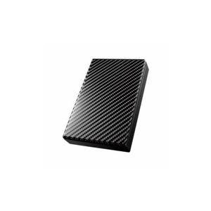 その他 IOデータ USB 3.0/2.0対応ポータブルハードディスク「高速カクうす」 カーボンブラック 2TB HDPT-UT2DK ds-2148169