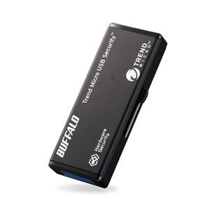 その他 BUFFALO USB3.0対応セキュリティーUSBメモリー 4GB ウイルスチェックモデル 5年保証タイプ RUF3-HSL4GTV5 ds-2148456