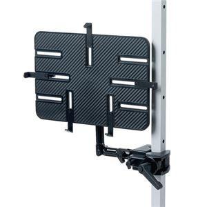 その他 サンワサプライ 9.7~13インチ対応iPad・タブレット用支柱取付けアーム CR-LATAB27 ds-2149525