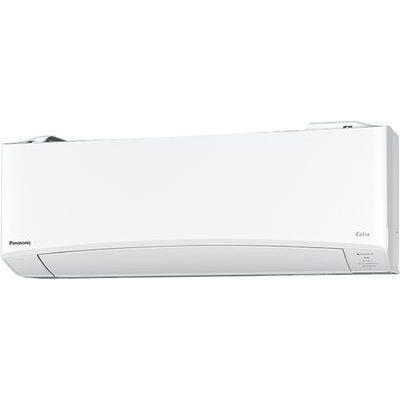 パナソニック Eolia(エオリア) インバーター冷暖房除湿タイプ ルームエアコン 単相200V (クリスタルホワイト) CS-EX569C2-W【納期目安:2週間】