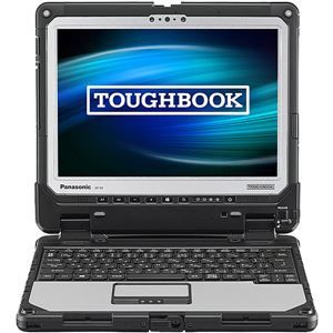 その他 パナソニック TOUGHBOOK CF-33 (Core i5-7300UvPRO/8GB/SSD256GB/Win10Pro64Bit/12.0型QHD/電池12.5時間) ds-2150374