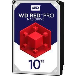 その他 WESTERN DIGITAL WD Red Pro 3.5インチ内蔵HDD 10TB SATA6Gb/s 7200rpm256MB ds-2150542
