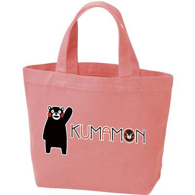 その他 【160個セット】キャンバスバッグS(くまモンVer)(ピンク) MRTS-60074PK