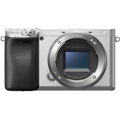 ソニー デジタル一眼カメラ ボディのみシルバー ILCE-6400-S【納期目安:5/中旬入荷予定】