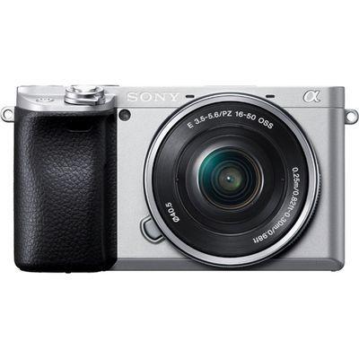 ソニー デジタル一眼カメラ パワーズームレンズキット シルバー ILCE-6400L-S【納期目安:2週間】