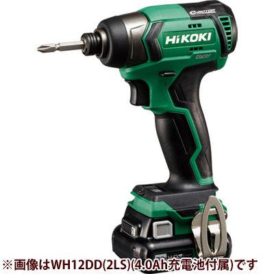 HiKOKI(日立工機) コードレスインパクトドライバ WH12DD(2ES)