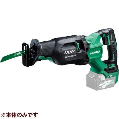 HIKOKI(日立工機) 【36V】【MULTI VOLT(マルチボルトシリーズ)】コードレスセーバソー(蓄電池、充電器、ケースは別売となります。) CR36DA(NN)