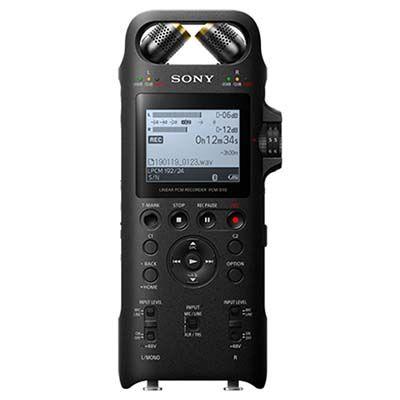 ソニー ハイレゾ対応リニアPCMレコーダー (内蔵メモリー:16GB) PCM-D10