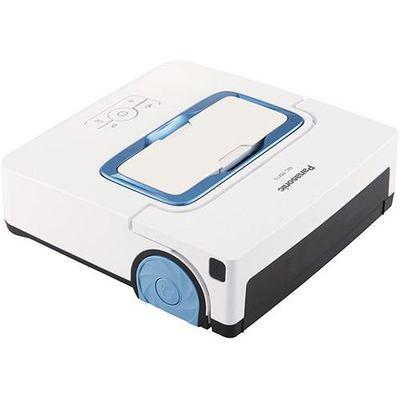 パナソニック 床拭きロボット掃除機「Rollan(ローラン)」 ホワイト MC-RM10-W【納期目安:約10営業日】