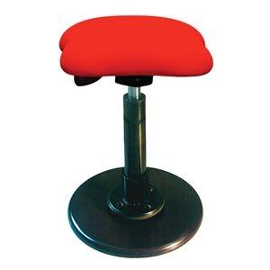 その他 モダン スツール/丸椅子 【レッド×ブラック】 幅33cm 日本製 スチールパイプ 『ツイストスツールラフレシア3』【代引不可】 ds-2154538