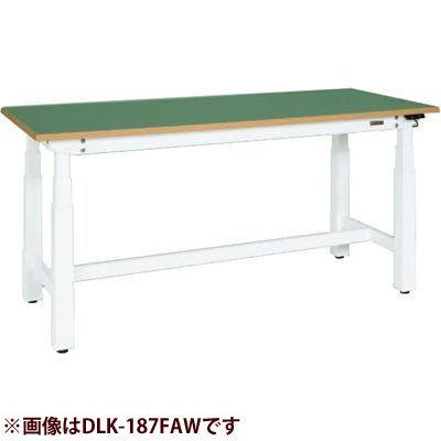 サカエ 電動昇降作業台(重量タイプ) DLK-159FAW