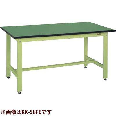 サカエ 軽量作業台KKタイプ(改正RoHS10物質対応) KK-68FE