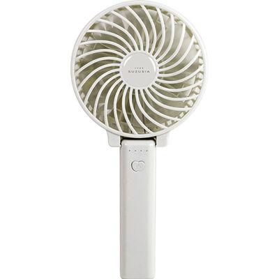 その他 【48個セット】ハンディファン USB充電式扇風機 4972940793983