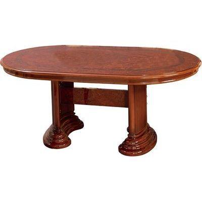 HAGIHARA(ハギハラ) フローレンス ダイニングテーブル 175(ブラウン) SFLI-519-BR 5877051903