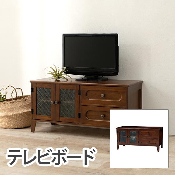 HAGIHARA(ハギハラ) レトロシリーズ TV台 MTV-5188BR 2101843000