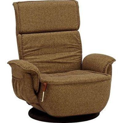 HAGIHARA(ハギハラ) 座椅子(ブラウン) LZ-4184BR 2101785300
