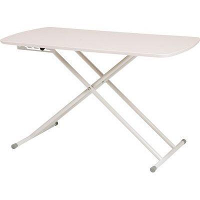 HAGIHARA(ハギハラ) リフティングテーブル(ホワイトウォッシュ) KT-3182WS 2090913500