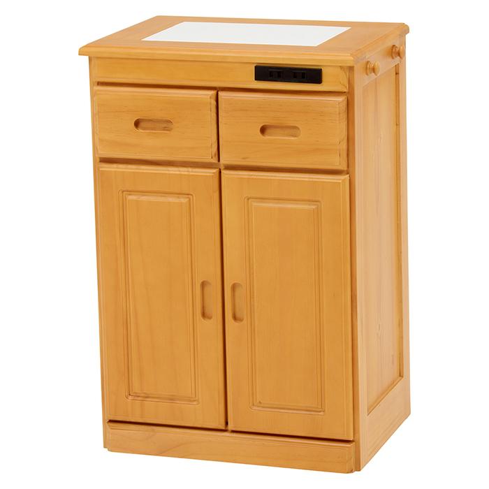 HAGIHARA(ハギハラ) キッチンカウンター(ナチュラル) MUD-6520NA 2101820500