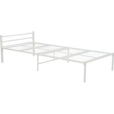 HAGIHARA(ハギハラ) シングルベッド(ホワイト) KH-3085WH 2090915200
