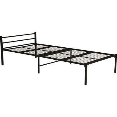 HAGIHARA(ハギハラ) シングルベッド(ブラック) KH-3085BK 2090915100