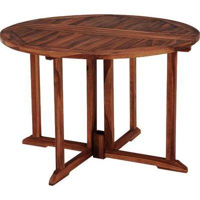 HAGIHARA(ハギハラ) チークガーデン フォールディングテーブル RT-1597TK 2101813900