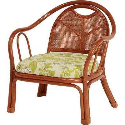 HAGIHARA(ハギハラ) 【3個セット】籐楽々座椅子 RZ-252 2101840500