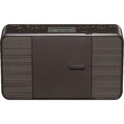 東芝 CDラジオ ブラック TY-C251-K【納期目安:1週間】