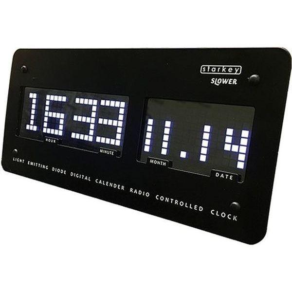 スロウワー SLOWER(スロウワー) LED クロック スターキー FF-04283