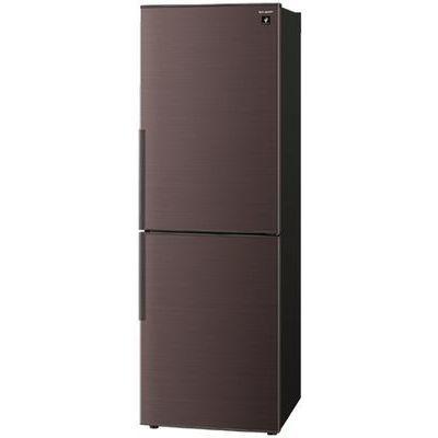 シャープ プラズマクラスター冷蔵庫 (ブラウン系) SJ-PD31E-T【納期目安:約10営業日】