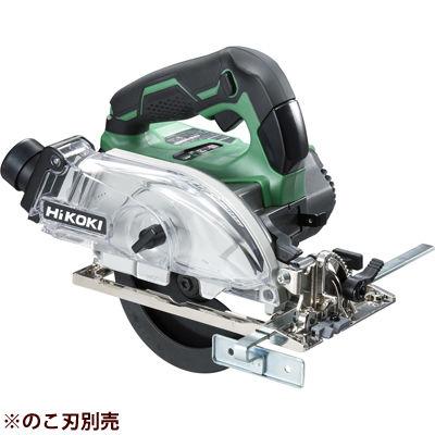 HiKOKI(日立工機) 【36V】【MULTI VOLT(マルチボルトシリーズ)】コードレス集じん丸のこ(マルチボルト蓄電池*1個/急速充電器/ケース付属)(※チップソーは別売です) C3605DYA(XP)