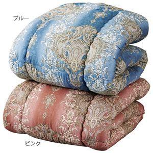 その他 【ASAHI KASEI】 温感調節 掛け布団/寝具 【ダブル ピンク】 日本製 アクアミュー 〔寝室 ベッドルーム〕 ds-2160899