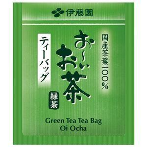 その他 (まとめ) 伊藤園 お~いお茶緑茶ティーバック 20袋×10個【×5セット】 ds-2157344