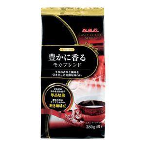 その他 (まとめ) 三本コーヒー 味わい珈琲モカブレンド380gX5袋【×3セット】 ds-2157427
