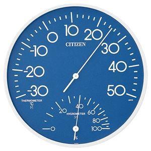 その他 (まとめ) リズム時計 シチズン 温湿度計 TM-108【×3セット】 ds-2157775