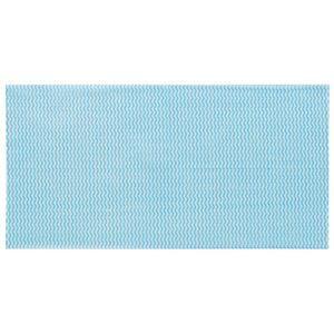 その他 ストリックスデザイン カウンタークロス ブルー 100枚×16パック ds-2157901
