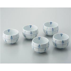 その他 (まとめ) いちがま ツボ型煎茶碗 めばえ 5客セット【×5セット】 ds-2158001