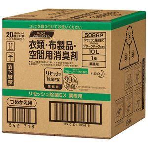 その他 花王 リセッシュ除菌EXグリーンハーブの香り 10L ds-2158262