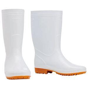 その他 (まとめ) 川西工業 衛生耐油長靴#8300 24.5cm【×5セット】 ds-2158742