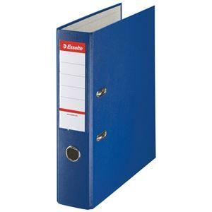 その他 (まとめ) ESSELTE レバーアーチファイル48065 A4S ブルー10冊【×3セット】 ds-2158844