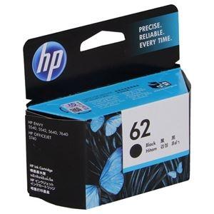 その他 (まとめ) HP インクHP62 C2P04AAブラック【×5セット】 ds-2159468