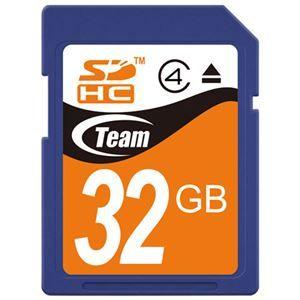 その他 (まとめ) TEAM SDHCカード 32GB TG032G0SD24X【×5セット】 ds-2159528