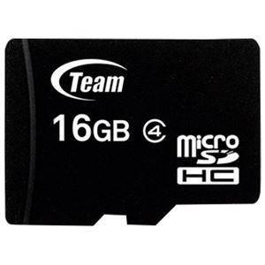 その他 (まとめ) TEAM microSDHCカード 16GB TG016G0MC24A【×10セット】 ds-2159538