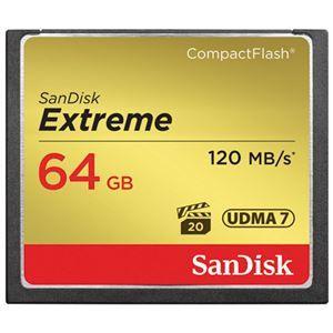 その他 サンディスク コンパクトフラッシュ64GBSDCFXSB-064G-J61 ds-2159542