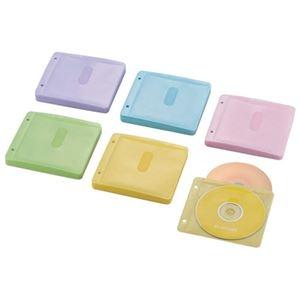 その他 (まとめ) エレコム BD・DVD・CD追加用ポケットCCD-NBWB120ASO【×10セット】 ds-2159635