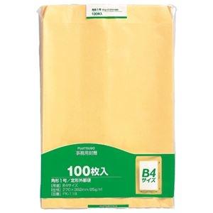その他 (まとめ) マルアイ 事務用封筒 PK-118 角1 100枚【×5セット】 ds-2160087