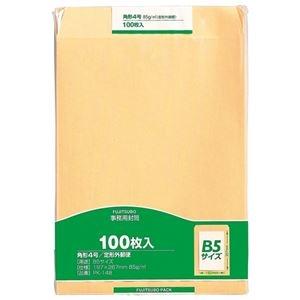 その他 (まとめ) マルアイ 事務用封筒 PK-148 角4 100枚【×10セット】 ds-2160090