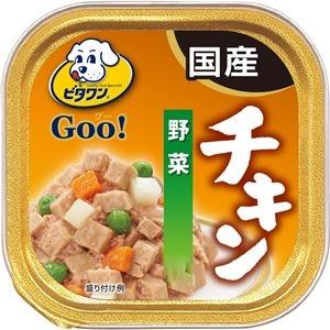 その他 (まとめ)ビタワン グー チキン 野菜 100g【×96セット】【ペット用品・犬用フード】 ds-2161945