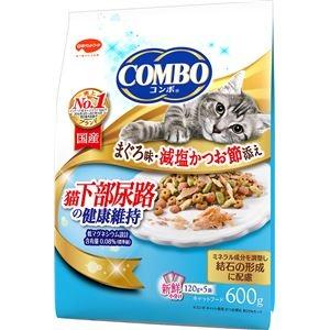 その他 (まとめ)コンボ キャット 猫下部尿路の健康維持 600g【×12セット】【ペット用品・猫用フード】 ds-2161952